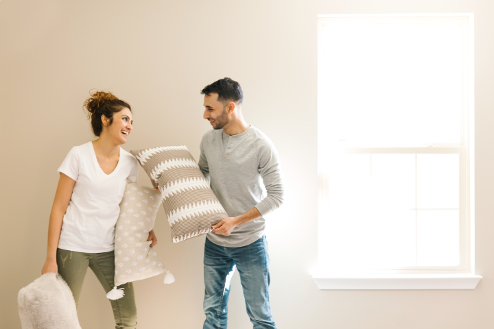 Can you decorate a shared ownership house?