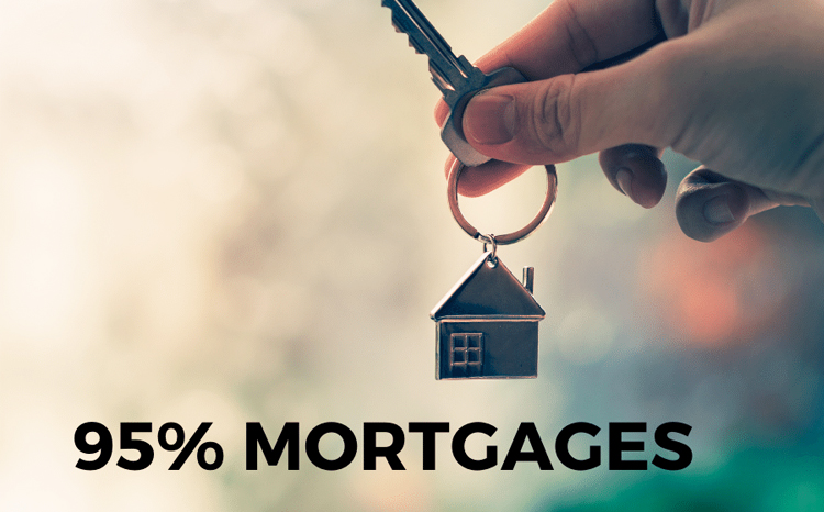 95% GOVERNMENT BACKED MORTGAGES HAVE ARRIVED