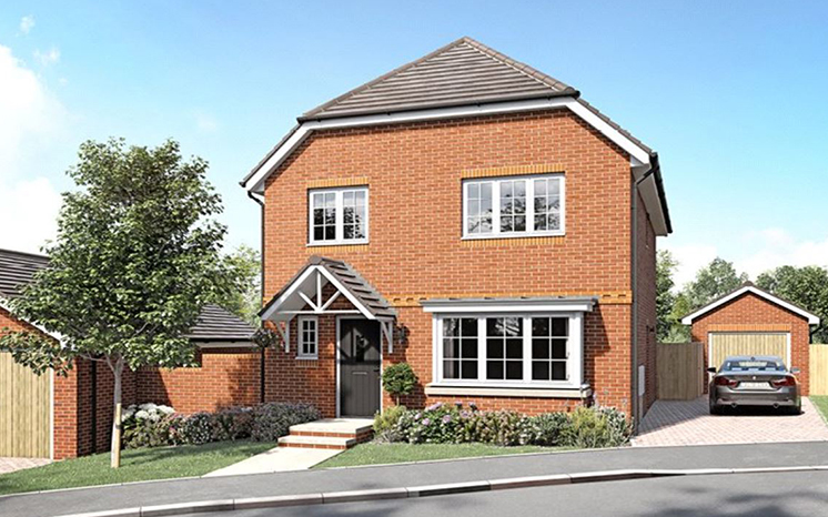 Why buy a new build house?